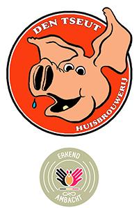Logo Huisbrouwerij Den Tseut
